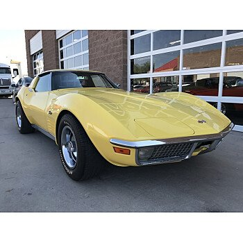 1970 Chevrolet Corvette for sale 101016799