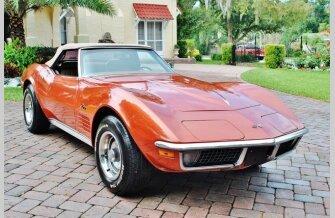 1970 Chevrolet Corvette for sale 101065080