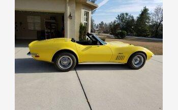 1970 Chevrolet Corvette Convertible for sale 101130310