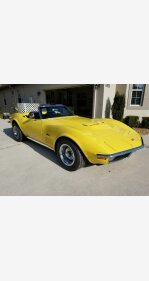 1970 Chevrolet Corvette Convertible for sale 101130310