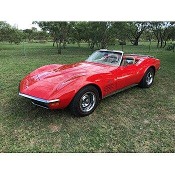 1970 Chevrolet Corvette for sale 101177599