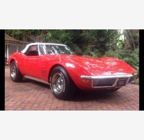 1970 Chevrolet Corvette for sale 101265421