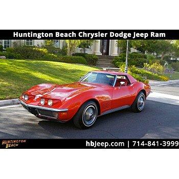 1970 Chevrolet Corvette for sale 101302579