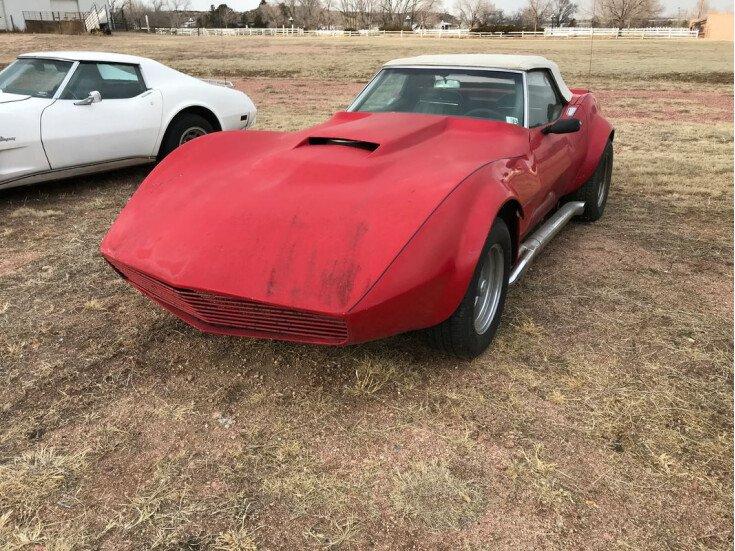 1970 Chevrolet Corvette for sale 101326988