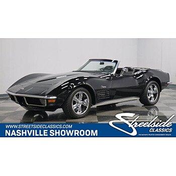 1970 Chevrolet Corvette Convertible for sale 101343373