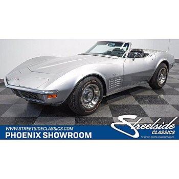 1970 Chevrolet Corvette Convertible for sale 101345420