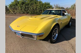 1970 Chevrolet Corvette for sale 101407461