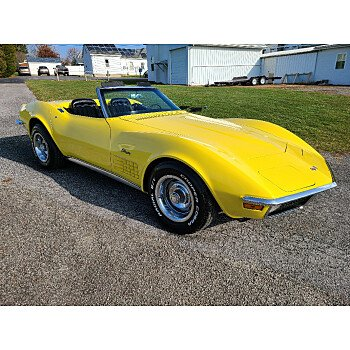 1970 Chevrolet Corvette for sale 101421435