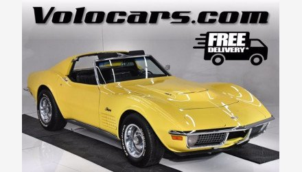 1970 Chevrolet Corvette for sale 101440318