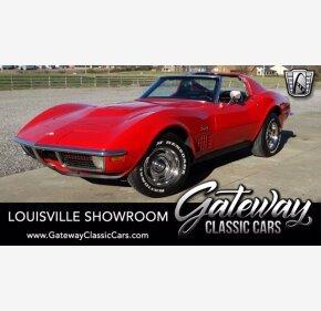 1970 Chevrolet Corvette for sale 101448276