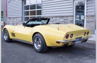 1970 Chevrolet Corvette Convertible for sale 101462833