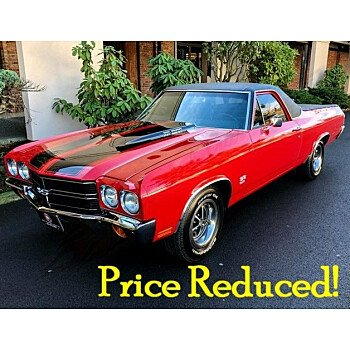 1970 Chevrolet El Camino for sale 100942329