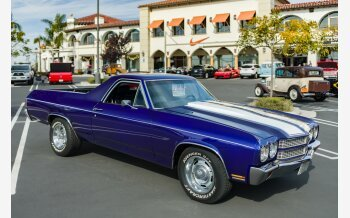 1970 Chevrolet El Camino V8 for sale 101412612