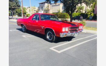 1970 Chevrolet El Camino for sale 101467711