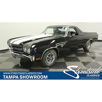 1970 Chevrolet El Camino for sale 101130958