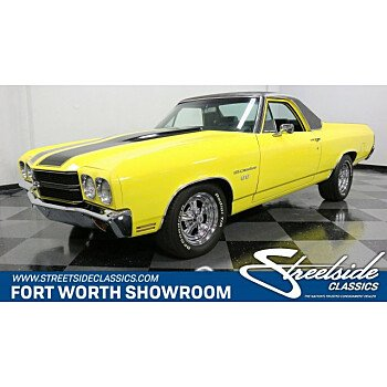 1970 Chevrolet El Camino for sale 101204527