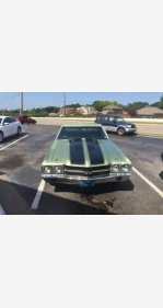 1970 Chevrolet El Camino for sale 101264577