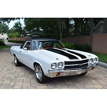 1970 Chevrolet El Camino for sale 101286392