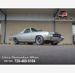 1970 Chevrolet El Camino for sale 101310444