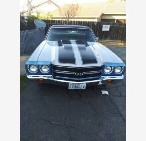 1970 Chevrolet El Camino for sale 101316720