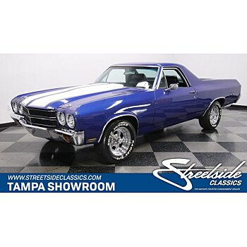 1970 Chevrolet El Camino for sale 101355601