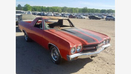 1970 Chevrolet El Camino for sale 101363222