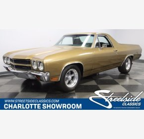 1970 Chevrolet El Camino for sale 101380017