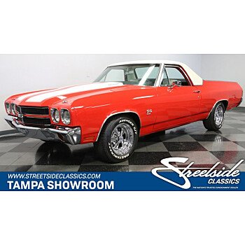 1970 Chevrolet El Camino SS for sale 101423594