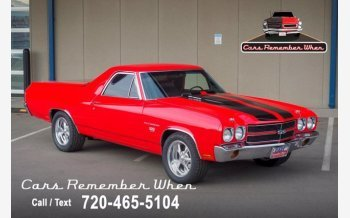 1970 Chevrolet El Camino SS for sale 101434859