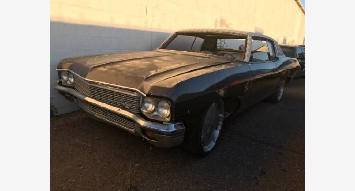 1970 Chevrolet Impala for sale 100966780