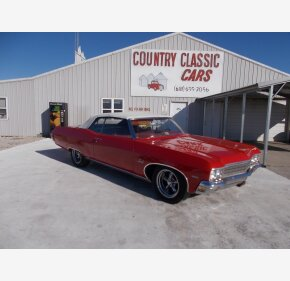 1970 Chevrolet Impala for sale 100847781