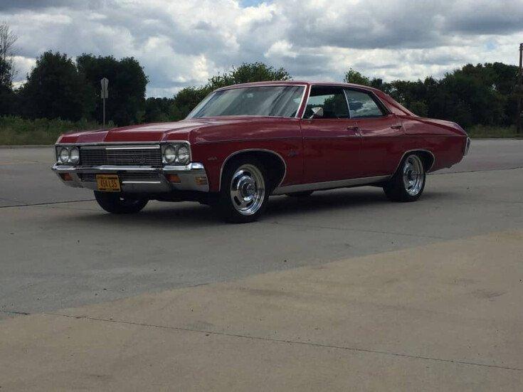 1970 Chevrolet Impala for sale 100922647