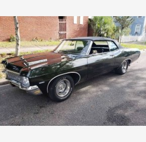 1970 Chevrolet Impala Classics For Sale Classics On Autotrader
