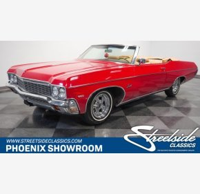 1970 Chevrolet Impala Convertible for sale 101319838