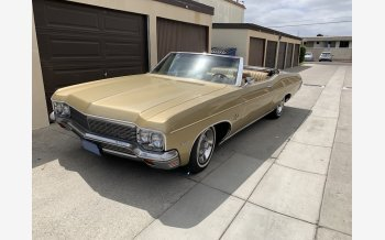 1970 Chevrolet Impala Convertible for sale 101336012