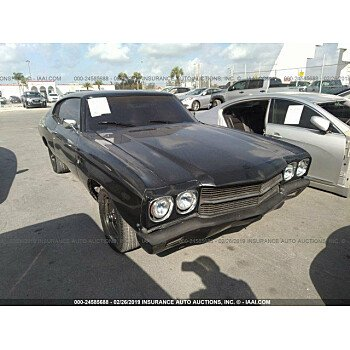 1970 Chevrolet Malibu for sale 101107537