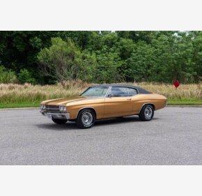 1970 Chevrolet Malibu Coupe for sale 101317464