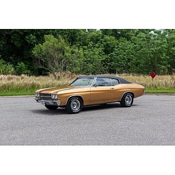 1970 Chevrolet Malibu Coupe for sale 101317464