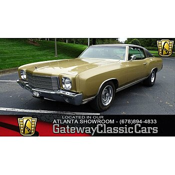 1970 Chevrolet Monte Carlo for sale 101050942