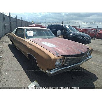 1970 Chevrolet Monte Carlo for sale 101128312