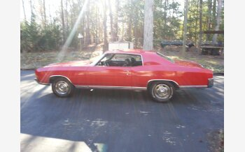 1970 Chevrolet Monte Carlo for sale 101099913