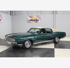 1970 Chevrolet Monte Carlo for sale 101110070