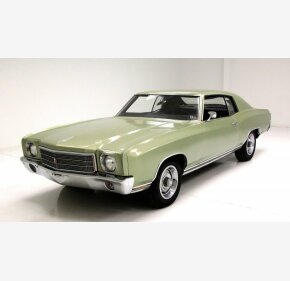 1970 Chevrolet Monte Carlo for sale 101127244