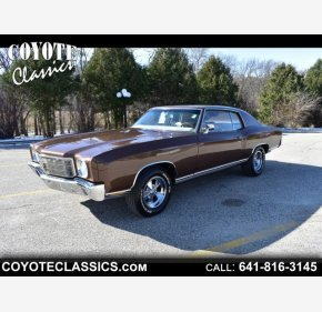 1970 Chevrolet Monte Carlo for sale 101231684