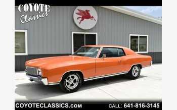 1970 Chevrolet Monte Carlo for sale 101330809