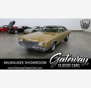 1970 Chevrolet Monte Carlo for sale 101363599