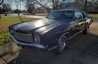 1970 Chevrolet Monte Carlo for sale 101373165