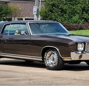 1970 Chevrolet Monte Carlo for sale 101381805
