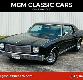 1970 Chevrolet Monte Carlo for sale 101410860