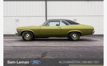 1967 Chevrolet Nova Classics for Sale - Classics on Autotrader